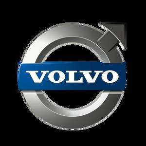 Volvo Oil  Oil Change Stickers