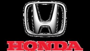 Honda Oil Change Stickers