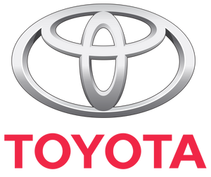 Toyota  Oil Change Stickers