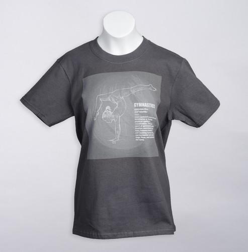 Gymnastics DEFINITION T-Shirt (unisex)