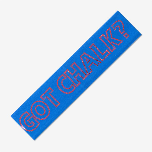 Royal Blue Gymnastics Headband - GOT CHALK?