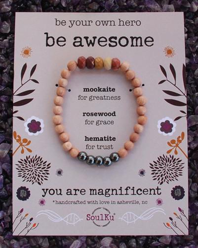 Be Awesome Bracelet