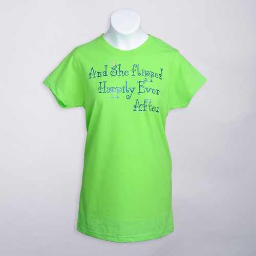 Gymnastics HAPPILY EVER AFTER T-Shirt (unisex)