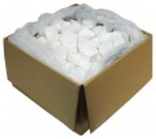 25 Lbs. Case of Broken Block Chalk with Shipping (to lower 48 states only)