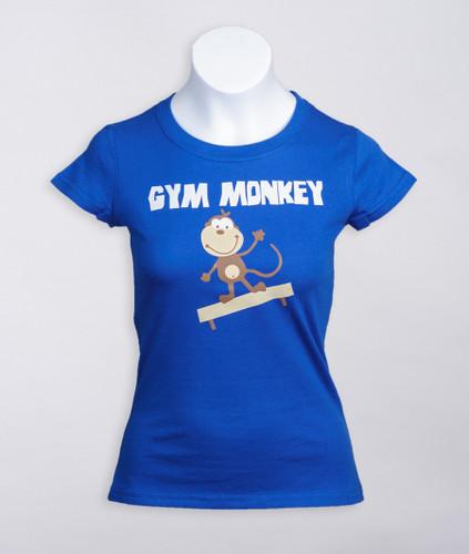 Gym Monkey T-Shirt