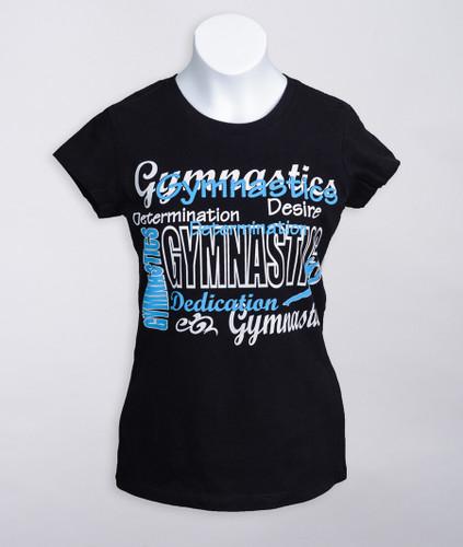 Gymnastics DETERMINATION T-Shirt