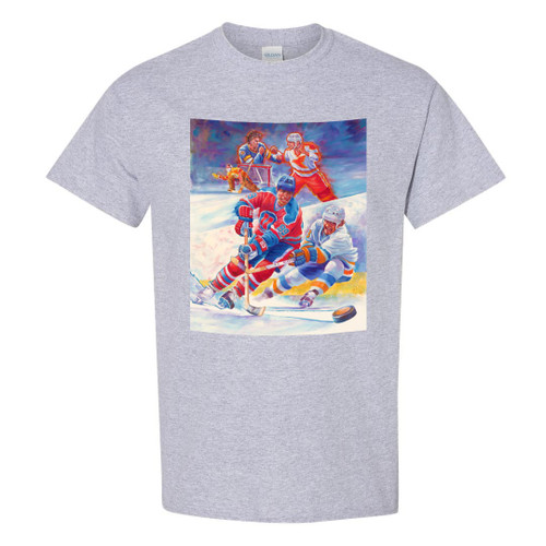 Blades of Steel T-Shirt