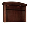 Westwood Stratton Collection Combo Hutch in Chocolate Mist