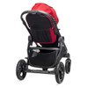 Baby Jogger City Select Single-Black Frame-Silver