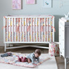 DwellStudio Mid Century Crib in French White
