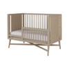 DwellStudio Mid Century Toddler Rail in French Grey