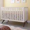 DwellStudio Norfolk Cottage Crib in French White