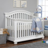 Sorelle Vista Elite Collection Convertible Crib in White