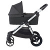 Baby Jogger City Select Bassinet Kit Fashion Update in Jet