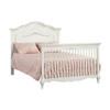 Oxford Baby Bella Full Bed Conv Kit in Pearl White