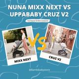 Bambi Baby: UPPAbaby Cruz V2 vs Mixx Next