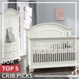 Our Top 5 Crib Picks