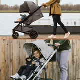 Instagram: Nuna Mixx Next vs UPPABABY Cruz Review