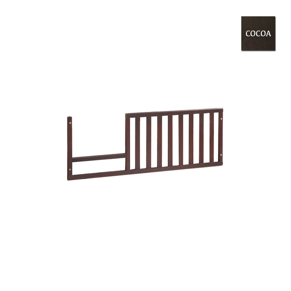 Natart Avalon Collection Toddler Gate in Cocoa