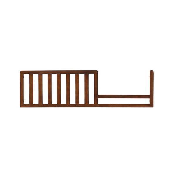 Sorelle Torino Collection Toddler Guard Rail in Espresso