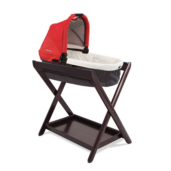 Uppa Baby Bassinet Stand in Espresso