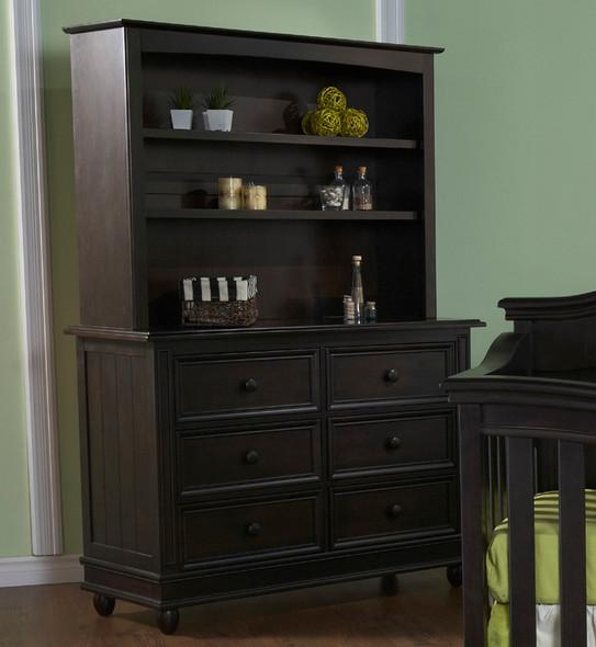 Pali Marina Double Dresser in Onyx