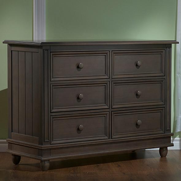 Pali Marina Double Dresser in Slate