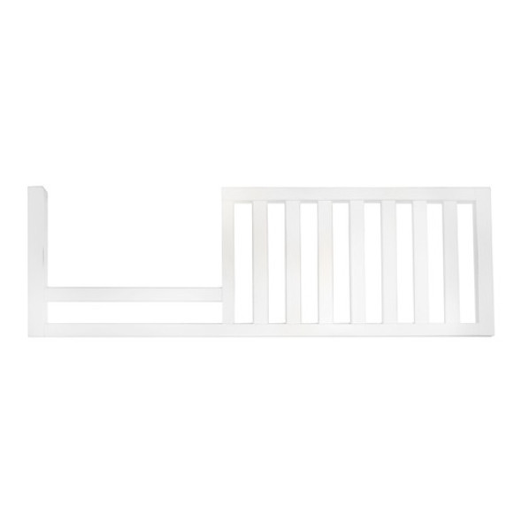 Pali Lucca Collection Toddler Guard Rail in White