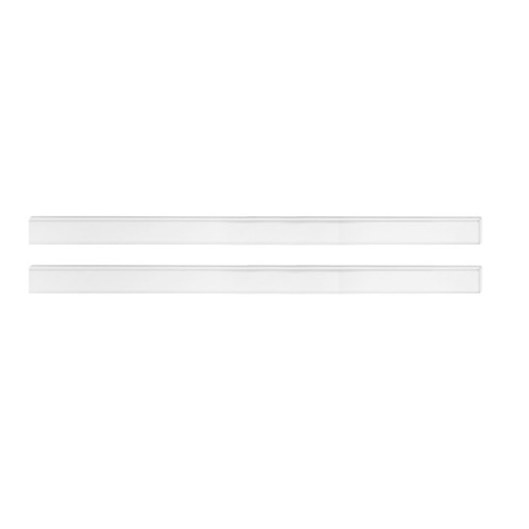 Pali Lucca Collection Universal Rails in White