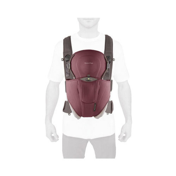 Mamas & Papas Morph Baby Carrier - Plum Pudding (S/M)