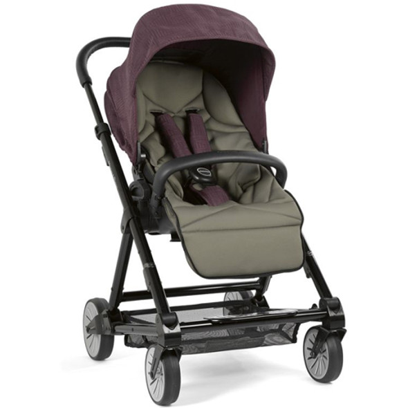Mamas & Papas Urbo Elite Stroller in Mullberry