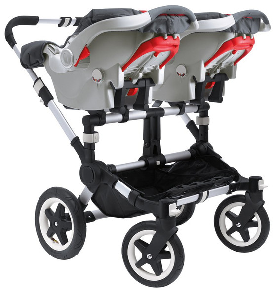 Bugaboo Donkey Graco Carseat Adapter-Twin