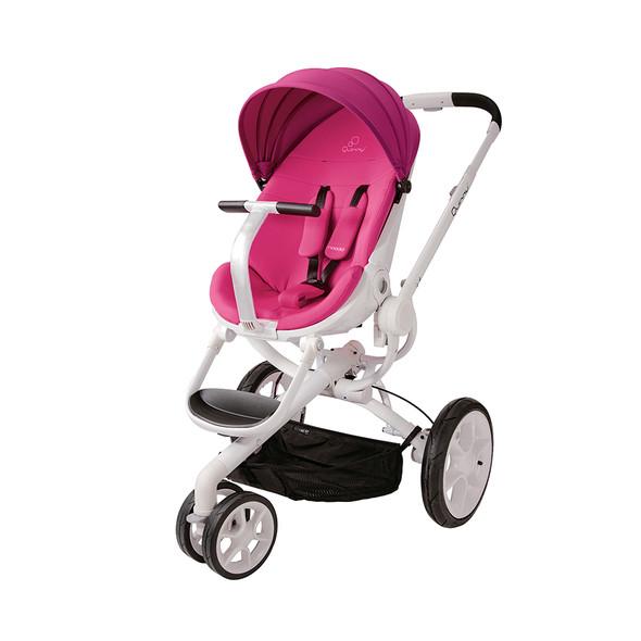Quinny Moodd Stroller - Pink Passion