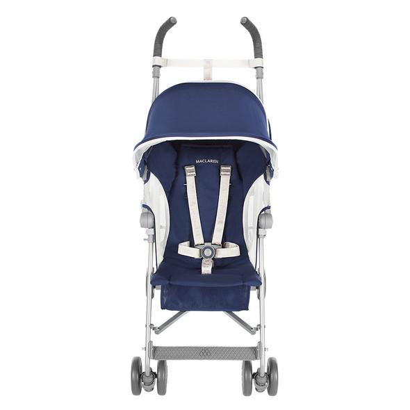 Maclaren Triumph Stroller in Medieval Blue/Silver
