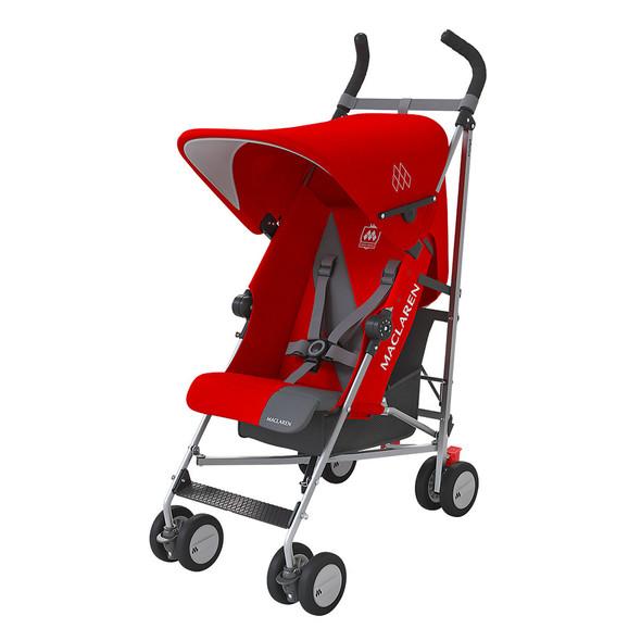 Maclaren Triumph Stroller in Cardinal/Charcoal
