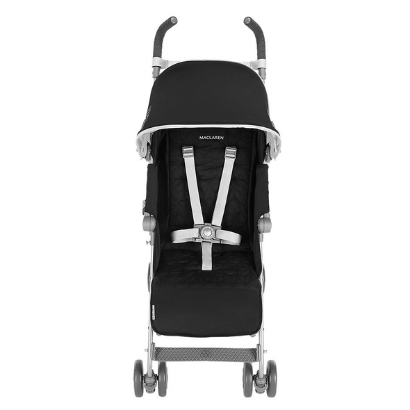 Maclaren Quest in Black/Silver