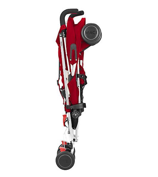 Maclaren Quest Sport Stroller in Scarlet and Wheat