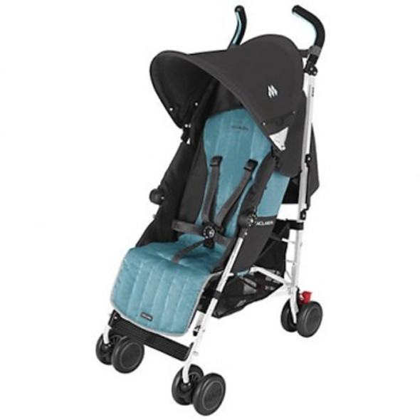 Maclaren Quest Sport Stroller in Charcoal and Citedal