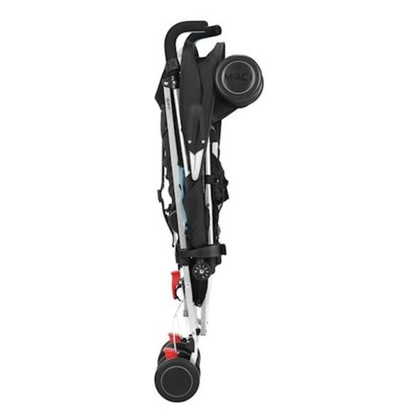 Maclaren Quest Sport Stroller in Charcoal and Citedal