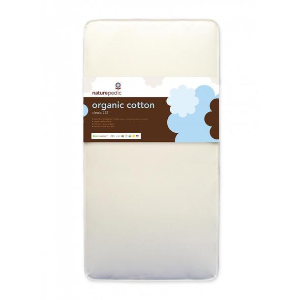 Naturepedic Organic Cotton Classic 252 Mattress