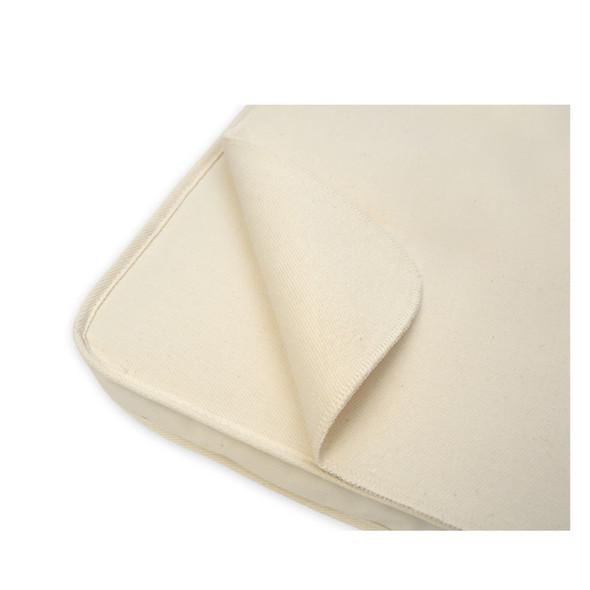 Naturepedic - Organic Waterproof Pad - Bassinet Flat (15 x 30)