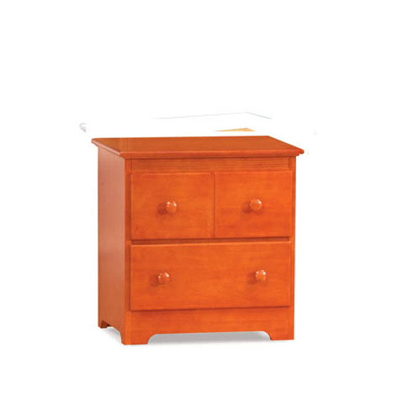 Atlantic Windsor Night Stand in Light Cherry-1