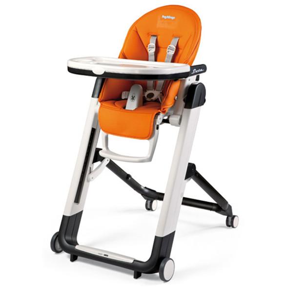 Peg Perego Siesta Highchair in Arancia- Orange