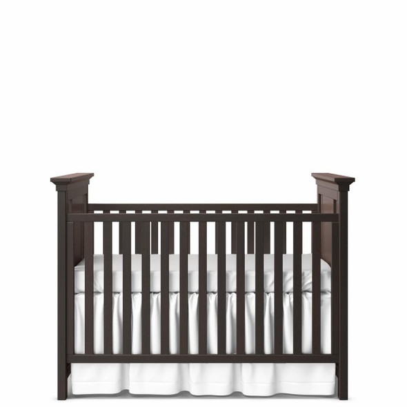 Romina Karisma Collection Classic Crib in Bruno Rosso