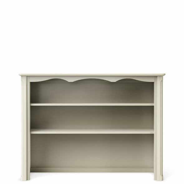 Romina Cleopatra Collection Hutch in Bianco Satinato