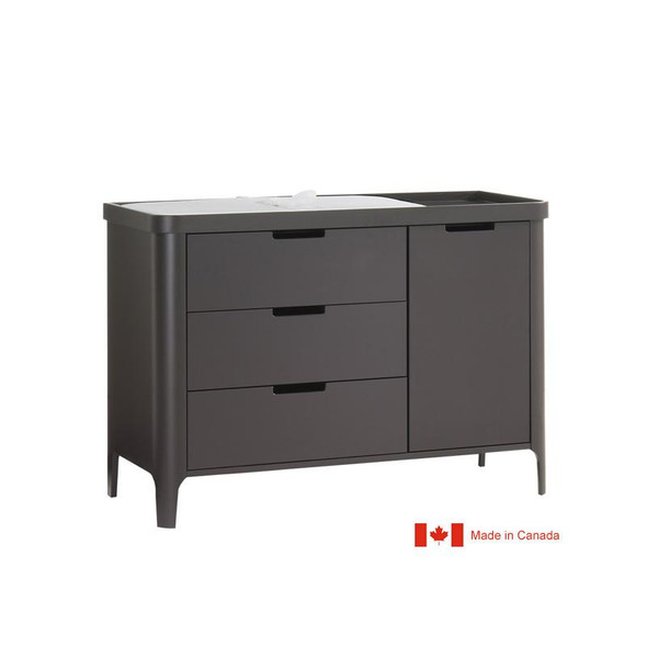 Tulip Piccolo Collection Combo Dresser in Espresso