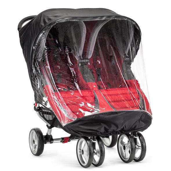 Baby Jogger City Mini/Mini GT Double Raincover