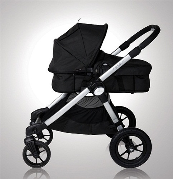 Baby Jogger City Select Bassinet Kit in Ruby