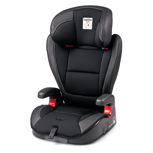 Peg Perego Primo Viaggio HBB 120 in Licorice - Black Leather