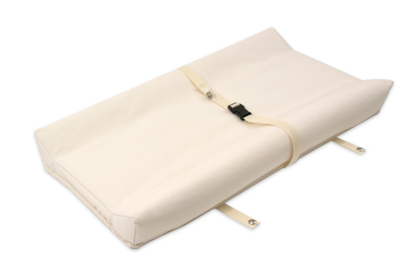 Naturepedic Changing Pad 2 Sided Contoured (16.5x33x4)